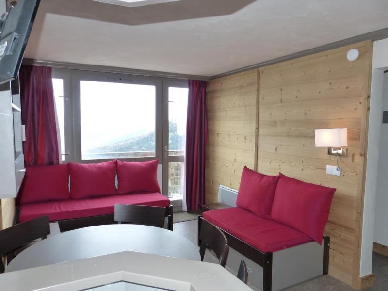 Holiday in mountain resort 2 room apartment cabin 6 people (F129) - Résidence Aime 2000 Zénith - La Plagne
