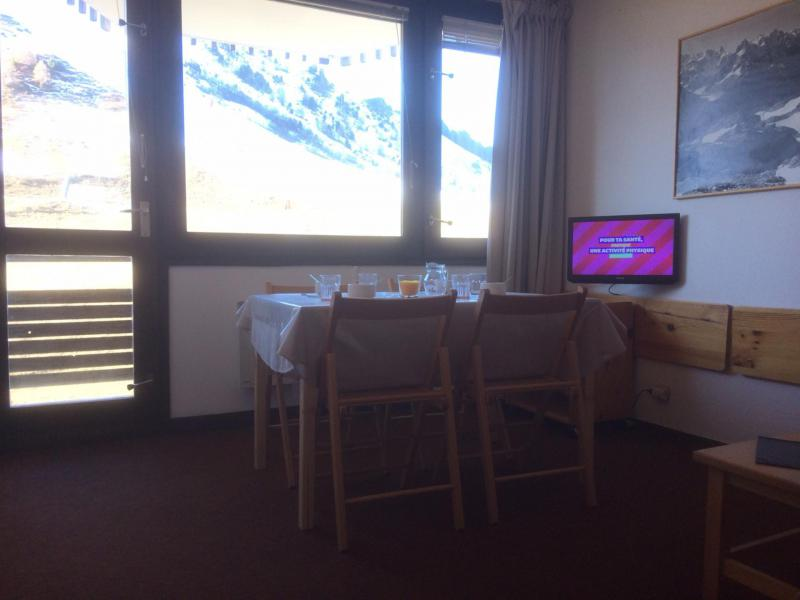 Holiday in mountain resort Studio 4 people (A2H27) - Résidence Aime 2000 Zénith - La Plagne