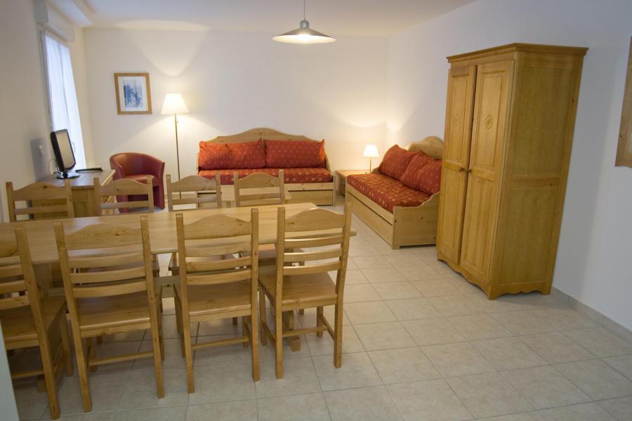 Vacances en montagne Appartement duplex 2 pièces 6 personnes (19) - Résidence Alba - Brides Les Bains