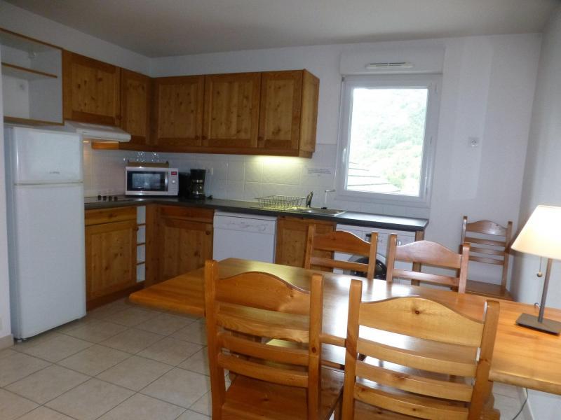 Vacances en montagne Appartement 3 pièces 6 personnes (20) - Résidence Alba - Brides Les Bains - Lit double