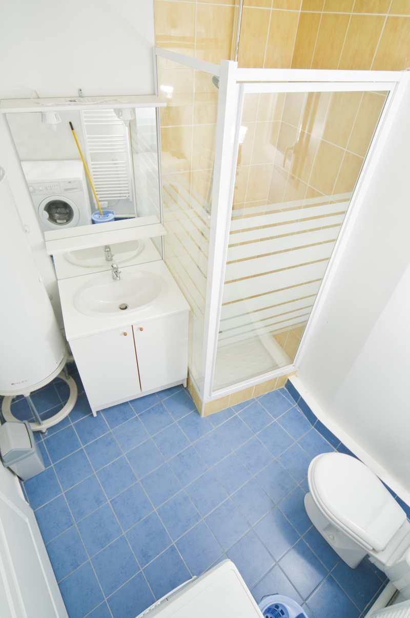 Vacances en montagne Studio 2 personnes (10.2) - Résidence Alba - Brides Les Bains - Salle de bains