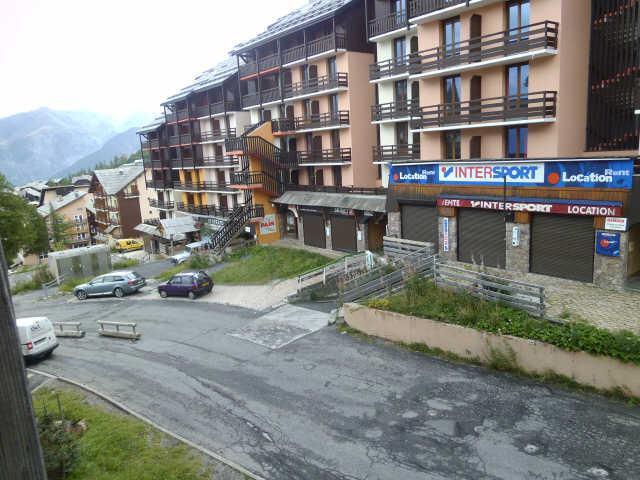 Vacaciones en montaña Apartamento cabina 2 piezas para 6 personas (114) - Résidence Aldebaran - Risoul - Verano
