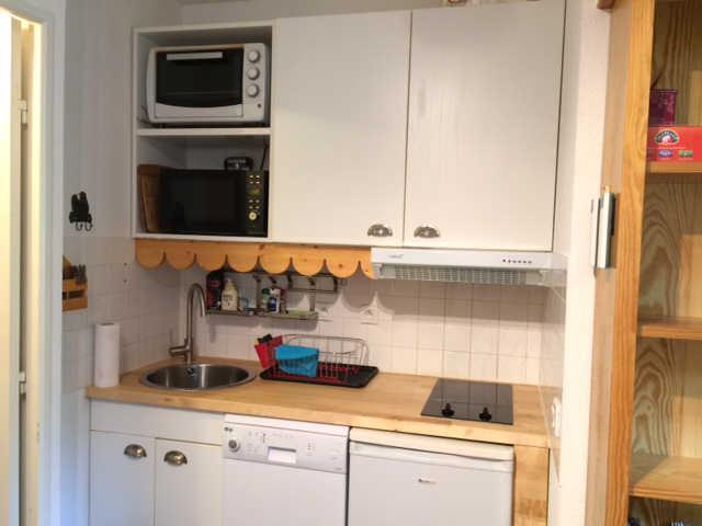 Vacaciones en montaña Apartamento cabina 2 piezas para 6 personas (114) - Résidence Aldebaran - Risoul - Kitchenette