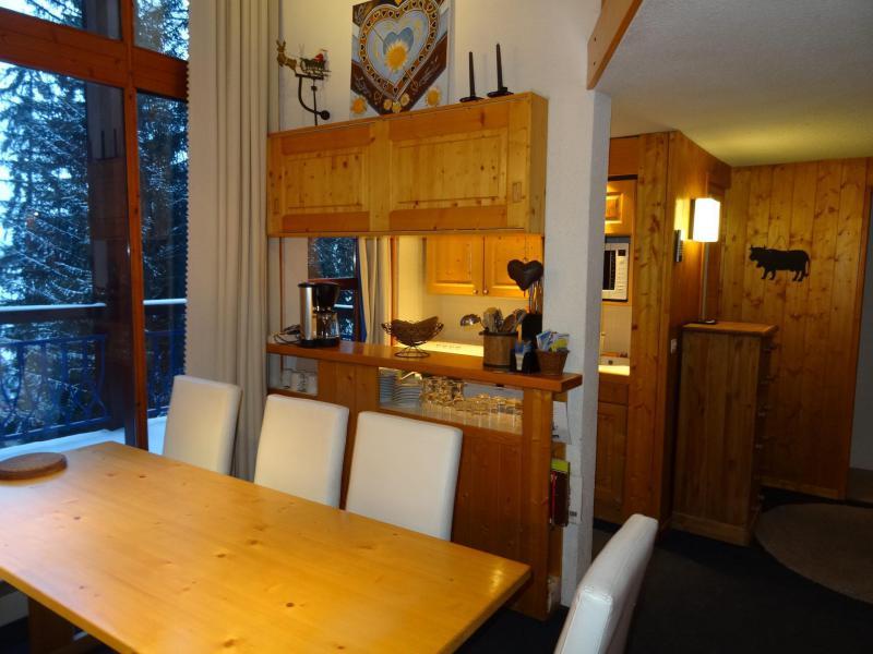 Vacances en montagne Appartement 4 pièces 6 personnes ( 0200) - Résidence Alliet - Les Arcs