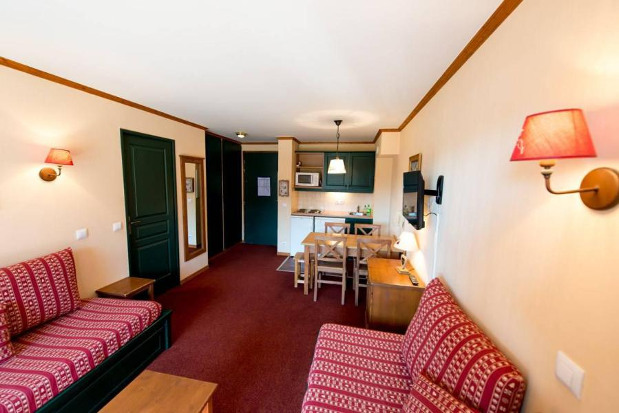 Vacances en montagne Appartement 2 pièces 4 personnes (328) - Résidence Alpaga - Serre Chevalier