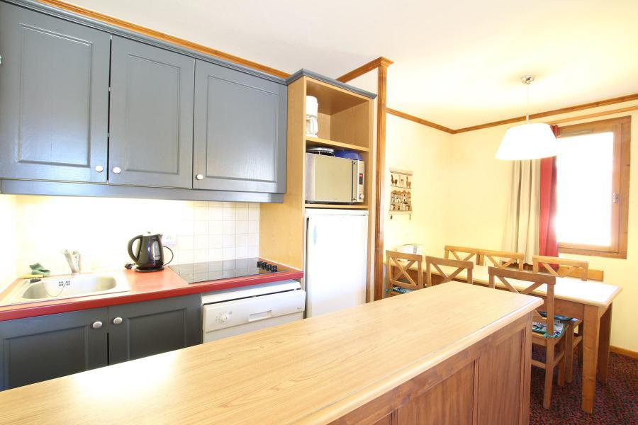 Vacaciones en montaña Apartamento 3 piezas para 6 personas (147) - Résidence Alpaga - Serre Chevalier - Estancia