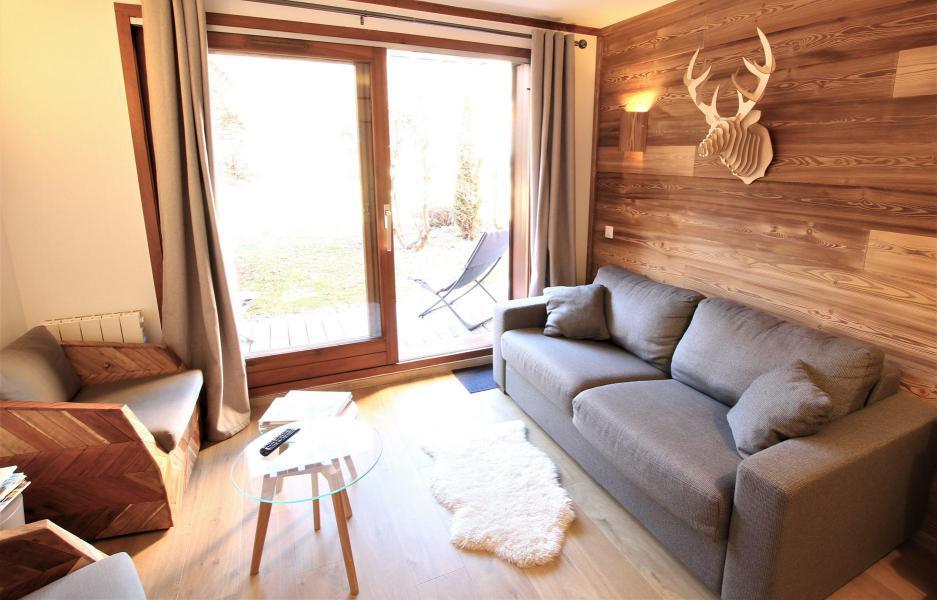 Vacaciones en montaña Estudio para 4 personas (610) - Résidence Alpaga - Serre Chevalier - Estancia