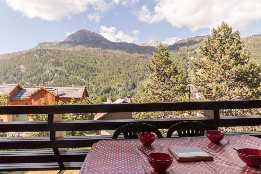 Vacances en montagne Studio coin montagne 5 personnes (B100) - Résidence Alpage - Serre Chevalier
