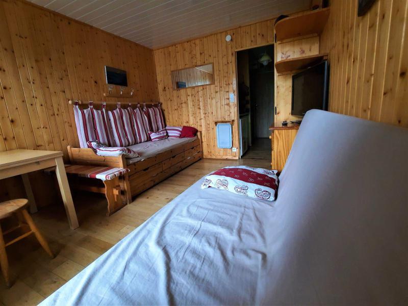 Vacances en montagne Studio 3 personnes (702) - Résidence Alpages - Les Menuires