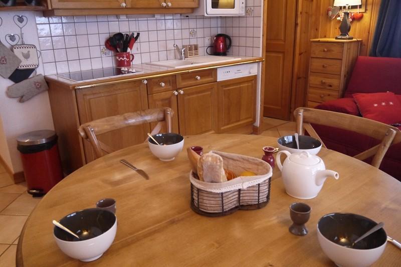 Vacances en montagne Appartement 3 pièces 6 personnes (005) - Résidence Alpages D - Méribel-Mottaret