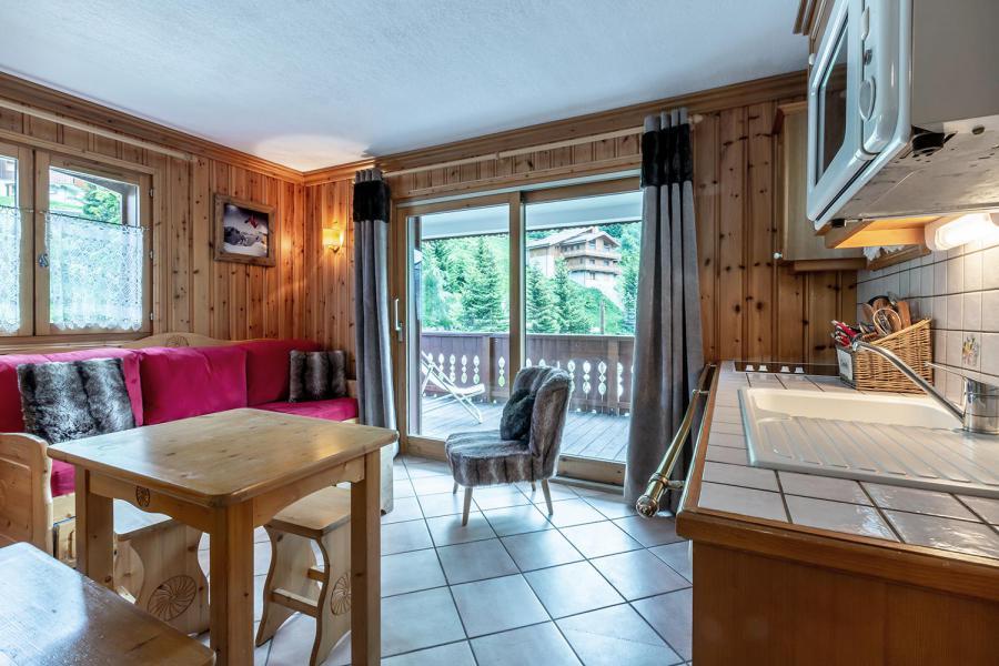 Vacances en montagne Appartement 2 pièces 6 personnes (001) - Résidence Alpages D - Méribel-Mottaret