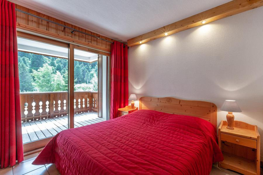 Vacaciones en montaña Apartamento 4 piezas para 8 personas (002) - Résidence Alpages D - Méribel-Mottaret - Cama doble