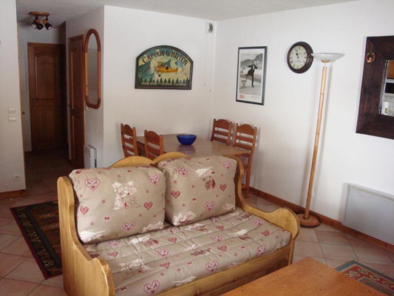 Vacances en montagne Appartement 3 pièces 6 personnes (004) - Résidence Alpages D - Méribel-Mottaret - Banquette
