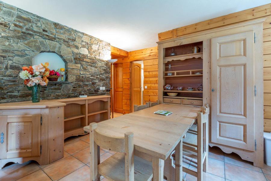 Vacances en montagne Appartement 4 pièces 7 personnes (003) - Résidence Alpages D - Méribel-Mottaret - Table
