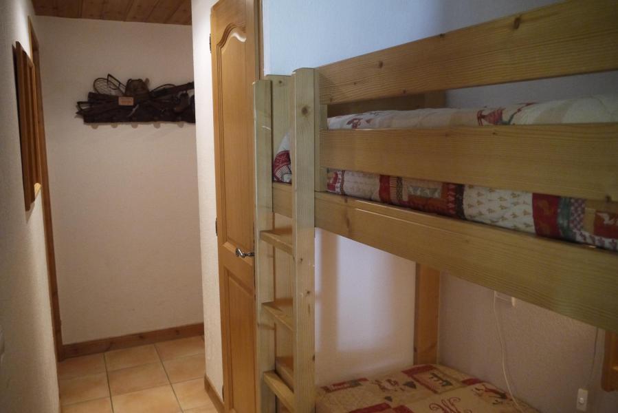 Vacances en montagne Appartement 3 pièces 7 personnes (005) - Résidence Alpages E - Méribel-Mottaret - Lits superposés