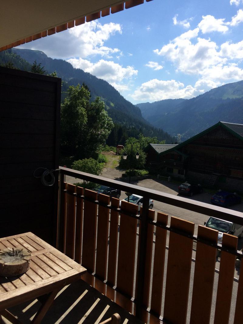 Wakacje w górach Studio z alkową 4 osoby (115) - Résidence Alpenlake - Châtel