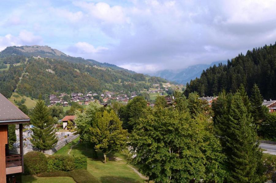 Urlaub in den Bergen Studio Schlafnische 4 Personen (021) - Résidence Alpina - Le Grand Bornand