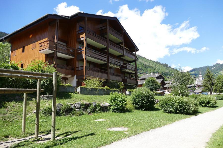 Urlaub in den Bergen Studio Kabine für 6 Personen (014) - Résidence Alpina - Le Grand Bornand