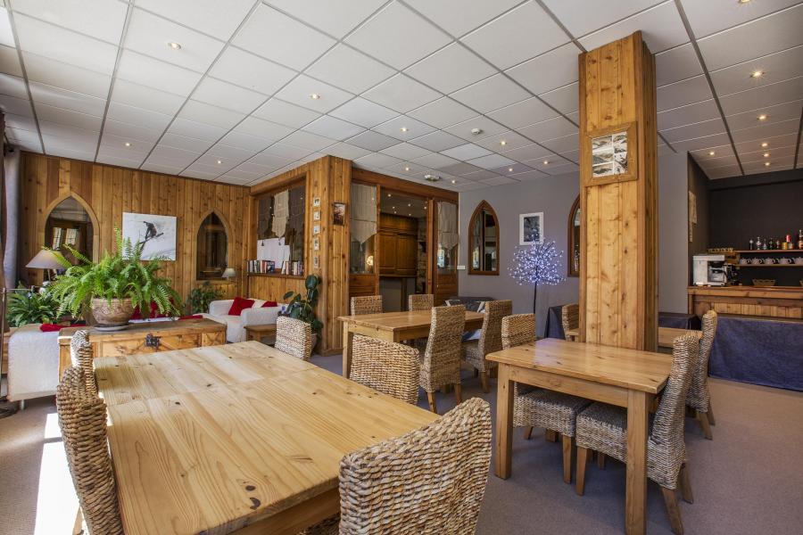 Vakantie in de bergen Résidence Alpina Lodge - Val d'Isère - Receptie