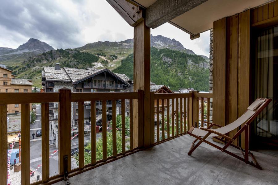 Vakantie in de bergen Résidence Alpina Lodge - Val d'Isère - Balkon