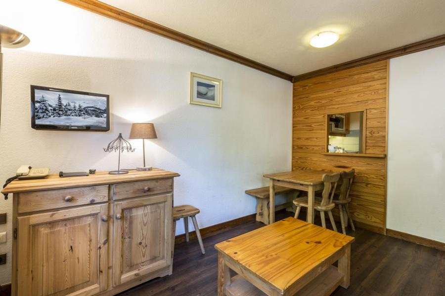 Vakantie in de bergen Résidence Alpina Lodge - Val d'Isère - Woonkamer