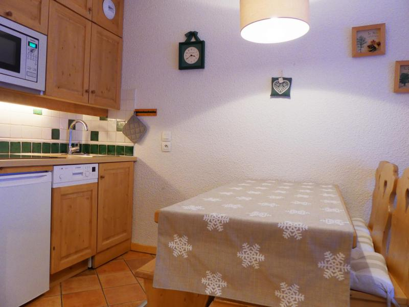 Vacances en montagne Appartement 2 pièces coin montagne 5 personnes (C05) - Résidence Alpinéa - Méribel-Mottaret
