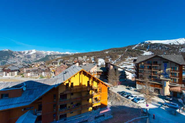 Vacaciones en montaña Estudio -espacio montaña- para 5 personas (55) - Résidence Altair - Risoul