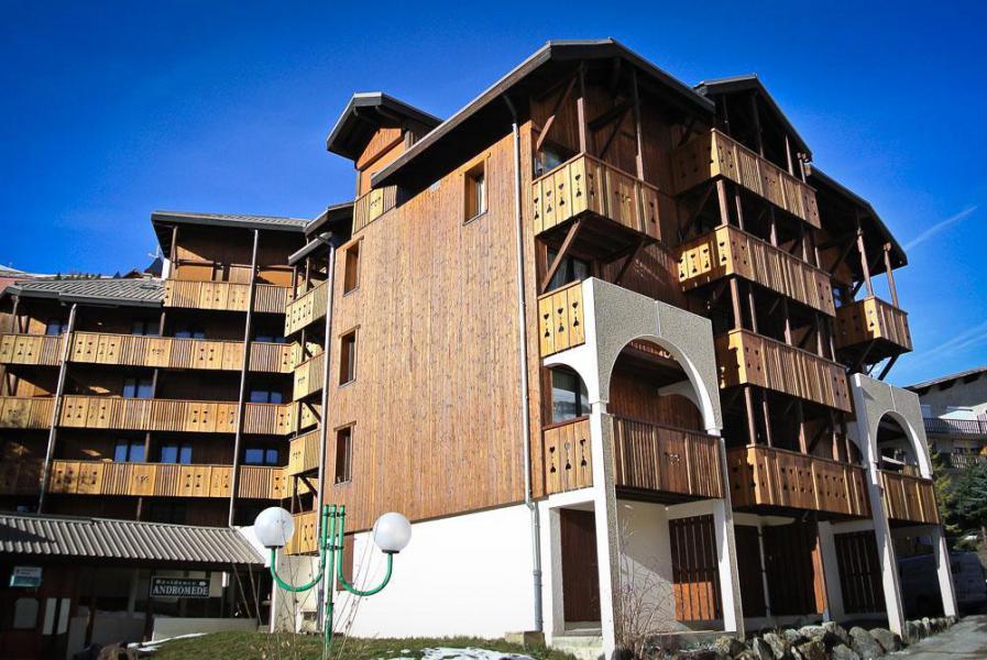 Location au ski Résidence Andromède - Les 2 Alpes - Extérieur été