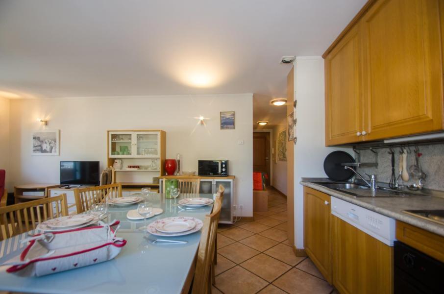Vacances en montagne Appartement 3 pièces 4 personnes (AMIJEAN) - Résidence Androsace - Chamonix