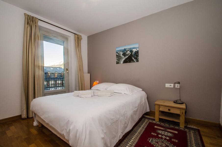 Vacances en montagne Appartement duplex 4 pièces 6 personnes - Résidence Androsace - Chamonix - Baignoire