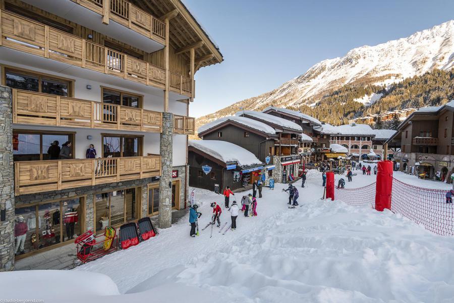 Vacances en montagne Résidence Anitéa - Valmorel