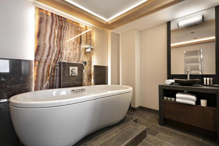 Vacances en montagne Résidence Anitéa - Valmorel - Salle de bains