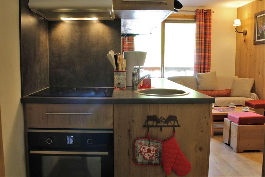 Vacaciones en montaña Apartamento cabina 2 piezas para 5 personas (404) - Résidence Antarès - Risoul