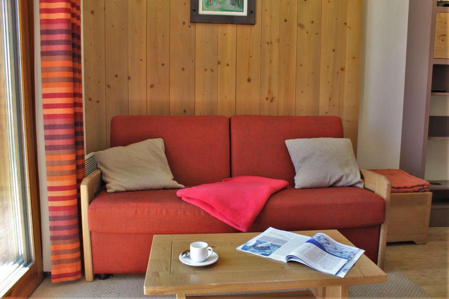 Vacaciones en montaña Apartamento cabina 2 piezas para 5 personas (309) - Résidence Antarès - Risoul