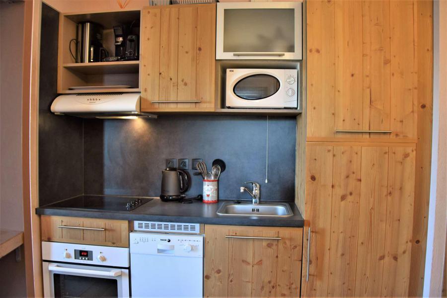 Vacaciones en montaña Apartamento cabina 3 piezas para 6 personas (301) - Résidence Antarès - Risoul