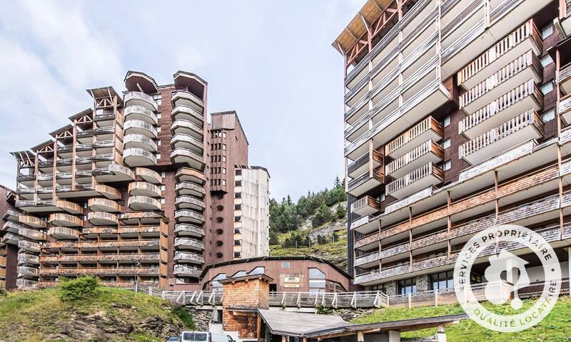 Аренда на лыжном курорте Квартира студия для 4 чел. (Sélection 21m²) - Résidence Antarès - Maeva Home - Avoriaz - летом под открытым небом