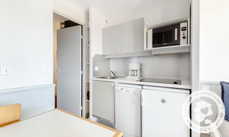 Аренда на лыжном курорте Апартаменты 2 комнат 4 чел. (Sélection 24m²) - Résidence Antarès - Maeva Home - Avoriaz - летом под открытым небом