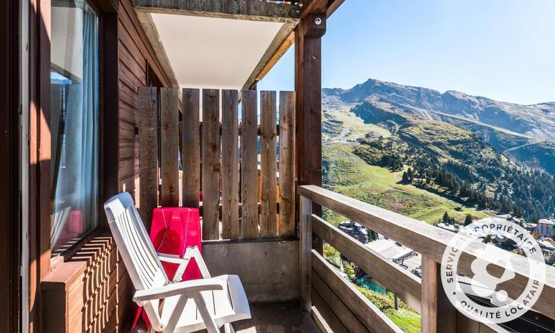 Аренда на лыжном курорте Апартаменты 2 комнат 4 чел. (Sélection 25m²-6) - Résidence Antarès - Maeva Home - Avoriaz - летом под открытым небом
