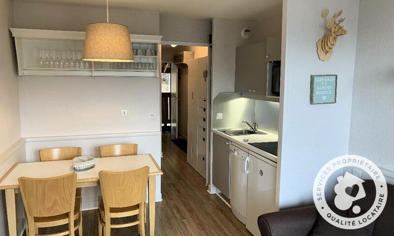 Аренда на лыжном курорте Апартаменты 2 комнат 5 чел. (Sélection 25m²) - Résidence Antarès - Maeva Home - Avoriaz - летом под открытым небом