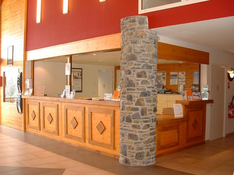 Holiday in mountain resort Résidence Appart'Vacances Pyrenées 2000 - Pyrénées 2000 - Reception