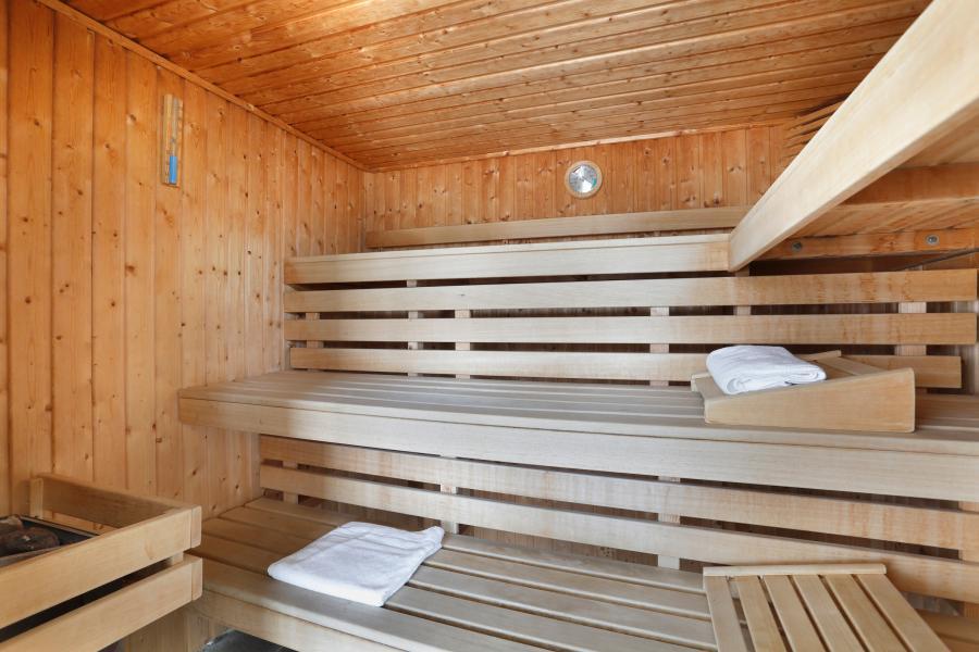 Holiday in mountain resort Résidence Appart'Vacances Pyrenées 2000 - Pyrénées 2000 - Sauna
