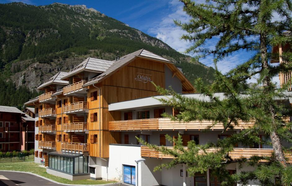Location au ski Résidence Aquisana - Serre Chevalier - Extérieur été