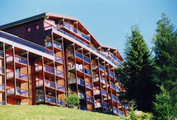 Vakantie in de bergen Résidence Arandelières - Les Arcs
