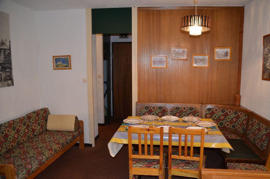 Vacances en montagne Appartement 2 pièces 6 personnes (719) - Résidence Aravis - Les Menuires