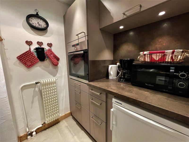 Vacances en montagne Appartement 2 pièces 6 personnes (716) - Résidence Aravis - Les Menuires