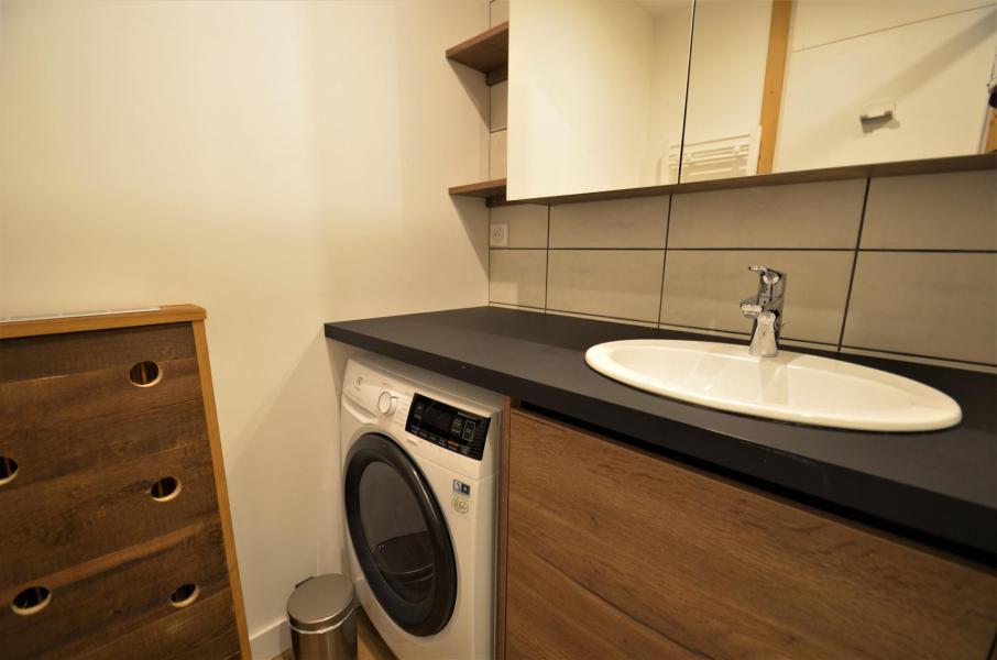 Vacances en montagne Appartement 2 pièces 4 personnes (719) - Résidence Aravis - Les Menuires - Chambre
