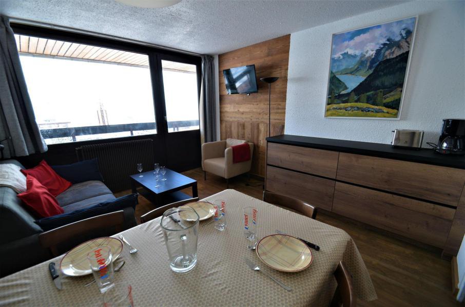 Vacances en montagne Appartement 2 pièces 4 personnes (719) - Résidence Aravis - Les Menuires - Séjour