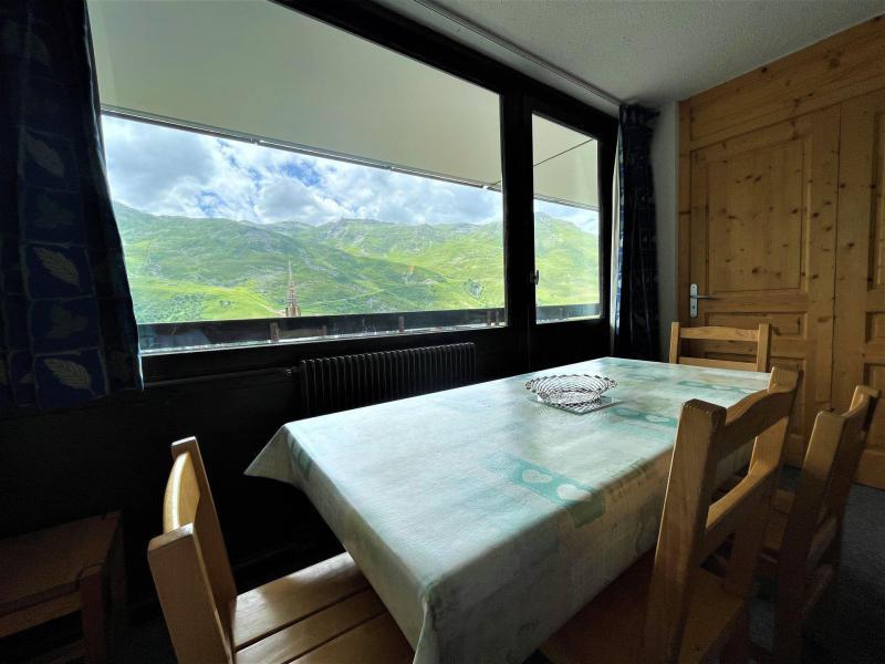 Vacances en montagne Appartement 2 pièces 6 personnes (518) - Résidence Aravis - Les Menuires - Logement