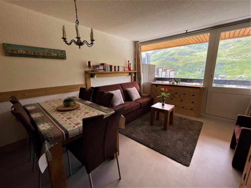 Vacances en montagne Appartement 2 pièces 6 personnes (716) - Résidence Aravis - Les Menuires - Logement