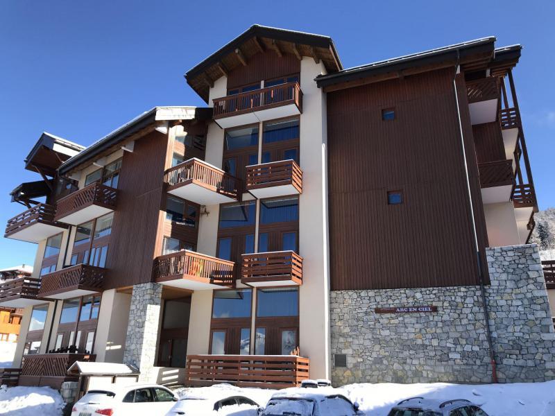 Holiday in mountain resort Résidence Arc en Ciel 1 et 2 - Peisey-Vallandry